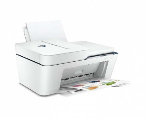 HP DeskJet 4130e -seitlich links
