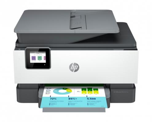 HP OfficeJet Pro 9010e, Tintenstrahl-Multifunktionsdrucker