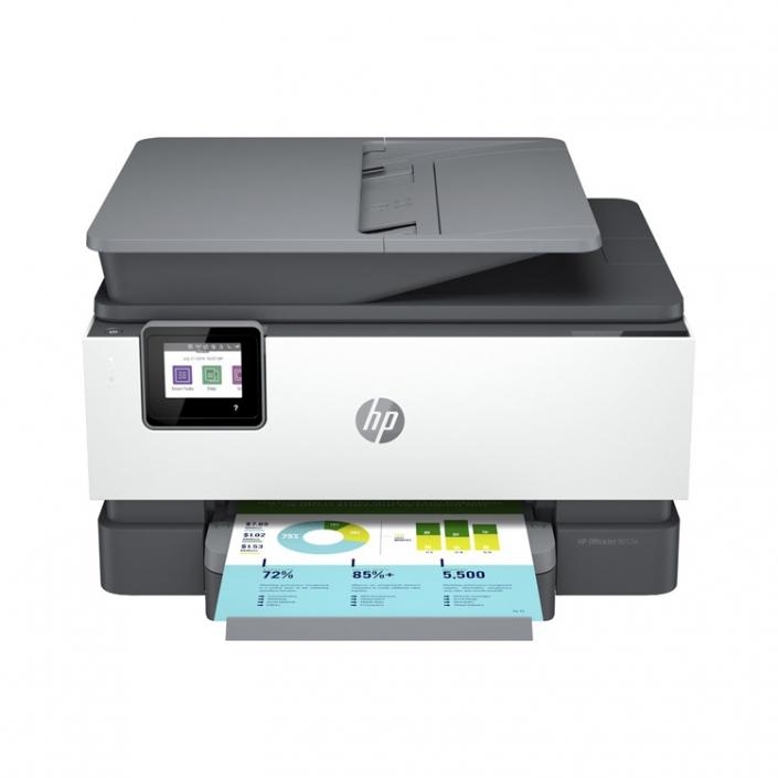 HP OfficeJet Pro 9012e Tintenstrahl Multifunktionsdrucker