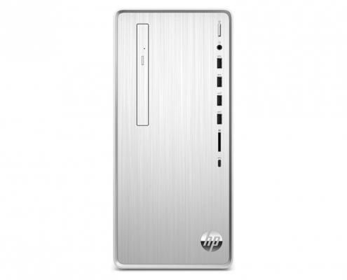 HP Pavilion Desktop TP01-1036ng -zur Mitte zeigend