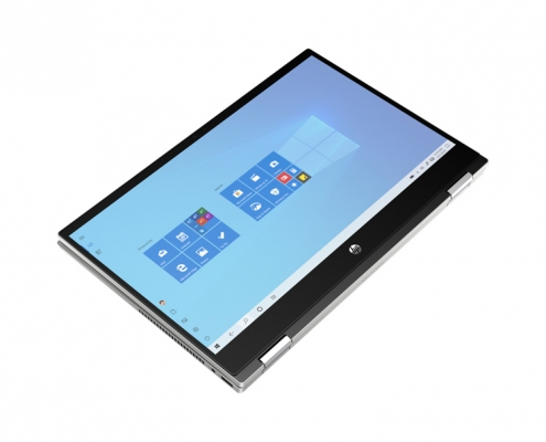 HP Pavilion x360 14-dw1657ng -Tabletmodus