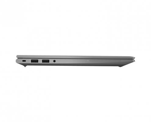 HP ZBook Firefly 14 G8 -Seite links