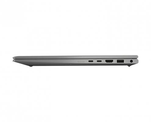 HP ZBook Firefly 15 G8 -Seite rechts