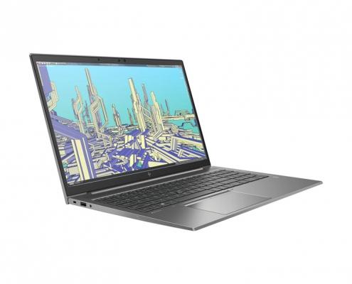 HP ZBook Firefly 15 G8 -seitlich links