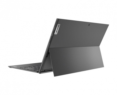 Lenovo IdeaPad Duet 3 -seitlich hinten