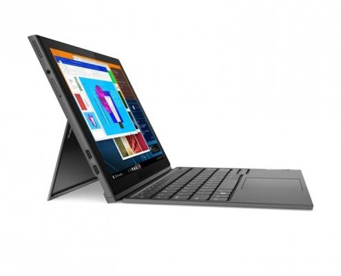 Lenovo IdeaPad Duet 3 -seitlich links