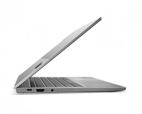 Lenovo ThinkBook 13s G3 -Seite links offen