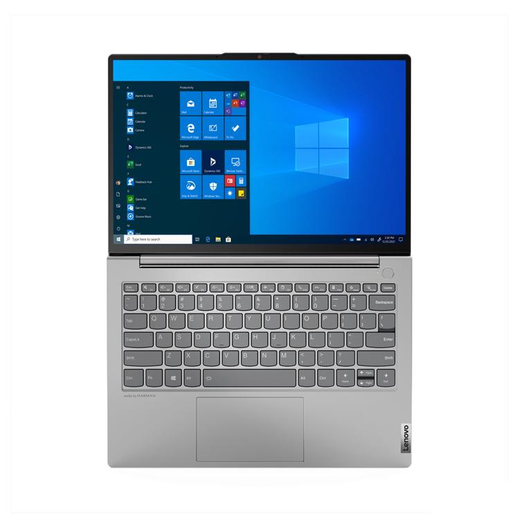 Lenovo ThinkBook 13s G3 -oben