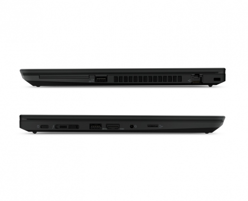 Lenovo ThinkPad P14s Gen 2 -Seite links rechts