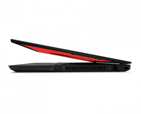 Lenovo ThinkPad P14s Gen 2 -Seite offen