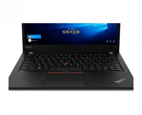 Lenovo ThinkPad P14s Gen 2 -Trackpad