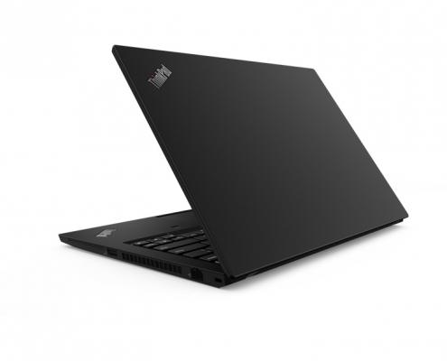 Lenovo ThinkPad P14s Gen 2 -seitlich hinten