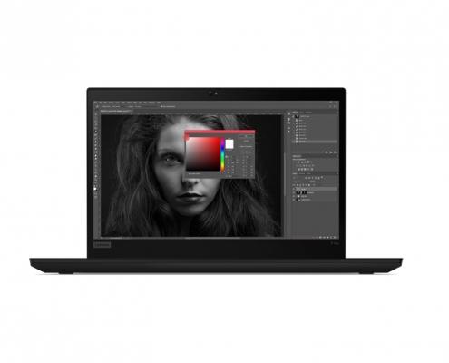 Lenovo ThinkPad P14s Gen 2 -vorne