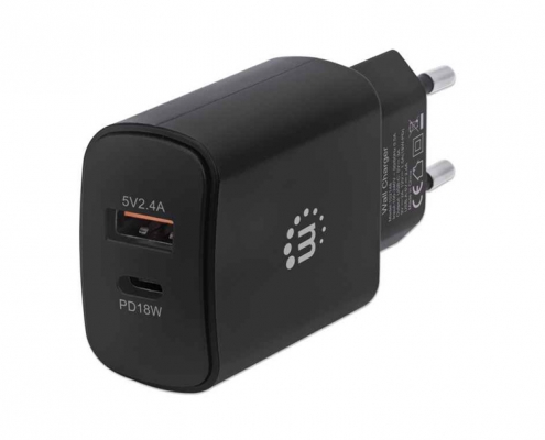 Manhattan Power Delivery USB Ladegerät 27W