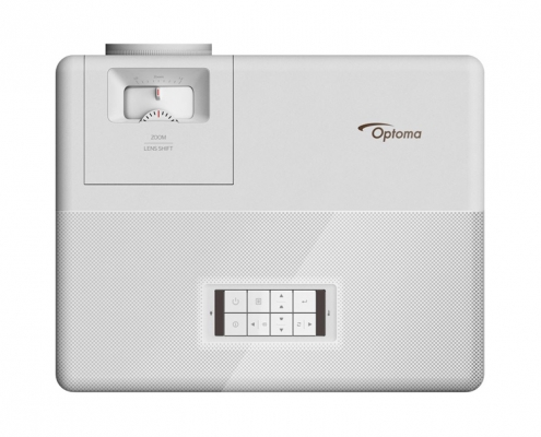 Optoma ZH406 -oben