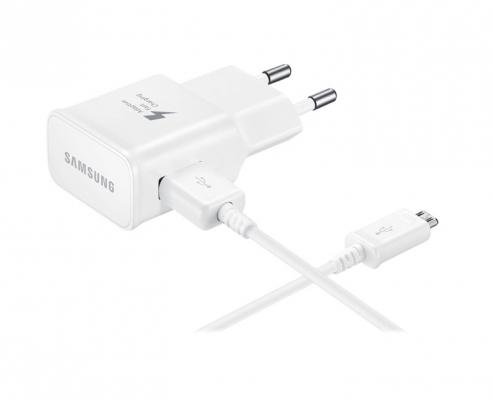 Samsung Schnellladegerät micro-USB EP-TA20EWEU