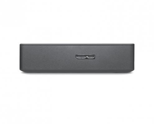 Seagate Basic Externe Festplatte -Anschluss