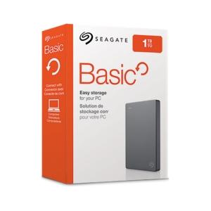 Seagate Basic Externe Festplatte -Boxshot 1TB