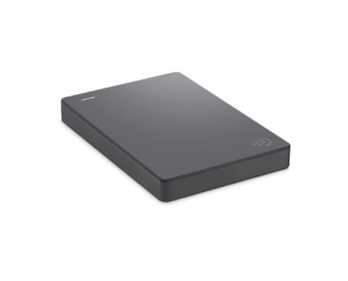 Seagate Basic Externe Festplatte -seitlich vorne