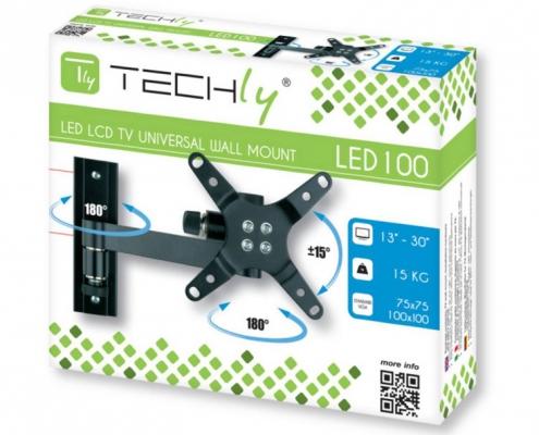 TECHly ICA-LCD-105BK -Boxshot