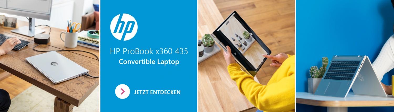Banner HP Probook X360