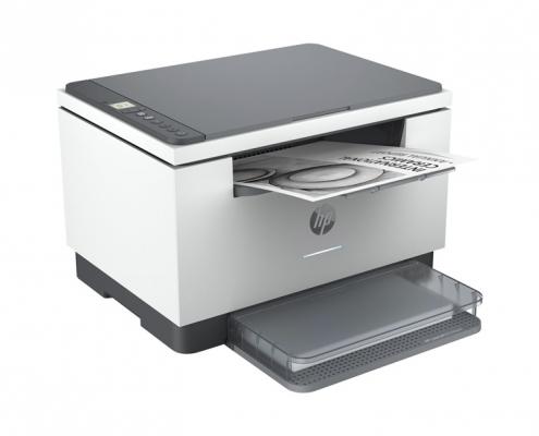 HP LaserJet MFP M234dwe -seitlich links