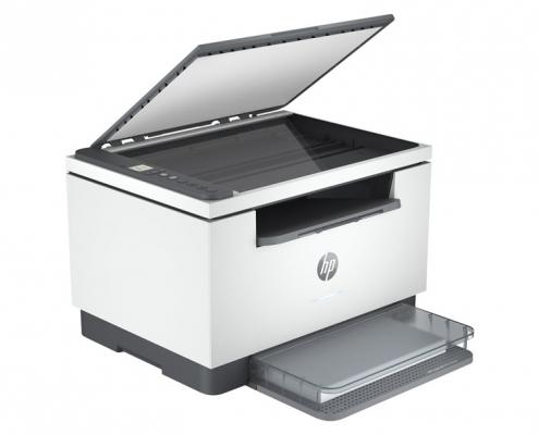 HP LaserJet MFP M234dwe -seitlich links offen