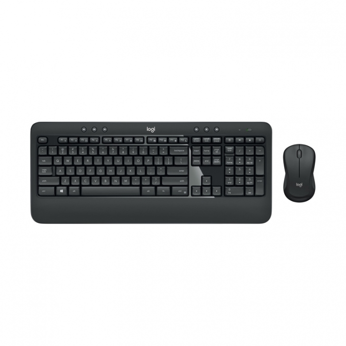 Logitech MK540 Kabelloses Tastatur-Maus-Set