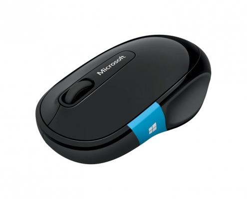 Microsoft Sculpt Comfort Mouse Bluetooth -Seite links