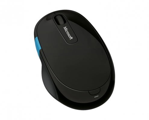 Microsoft Sculpt Comfort Mouse Bluetooth -seitlich
