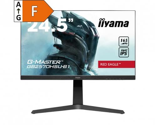 iiyama G-Master GB2570HSU-B1 -Energieeffizienzklasse F