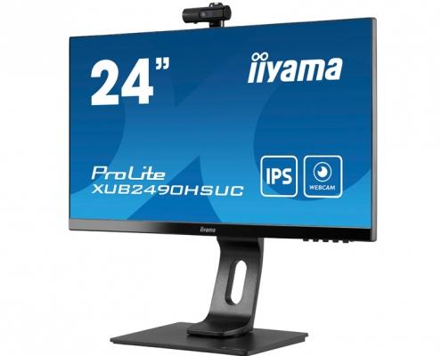 iiyama ProLite XUB2490HSUC-B1 -seitlich rechts