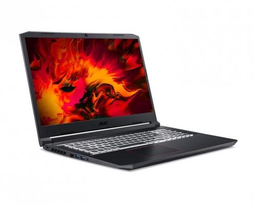 Acer Nitro 5 AN517-52 -seitlich links