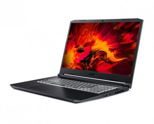 Acer Nitro 5 AN517-52 -seitlich rechts