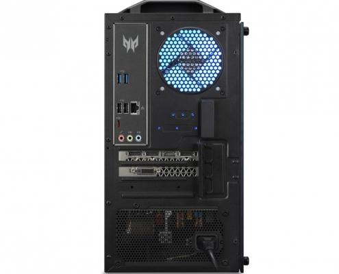 Acer Predator Orion 3000 PO3-630 -hinten