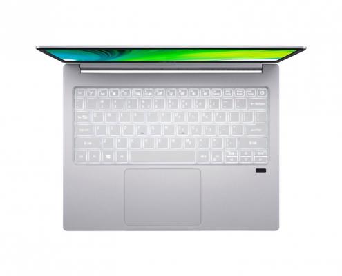 Acer Swift 3 SF313-53 -birdseye backlit