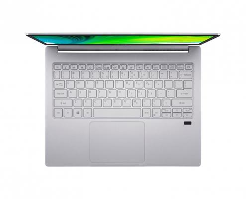 Acer Swift 3 SF313-53 -birdseye no backlit