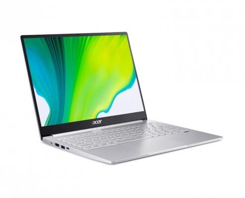 Acer Swift 3 SF313-53 -seitlich links