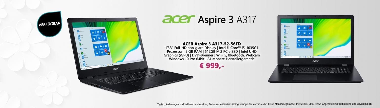 Banner Acer Aspire3 07 2021