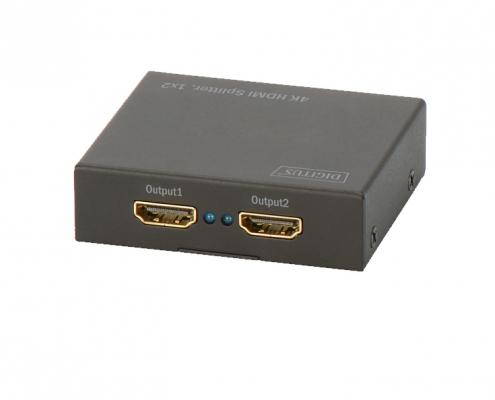 Digitus DS-46304 4K HDMI Splitter -Ausgänge