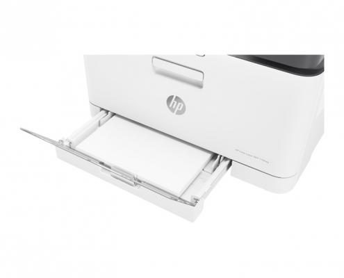HP Color Laser MFP 179fwg -Detail Papierzufuhr