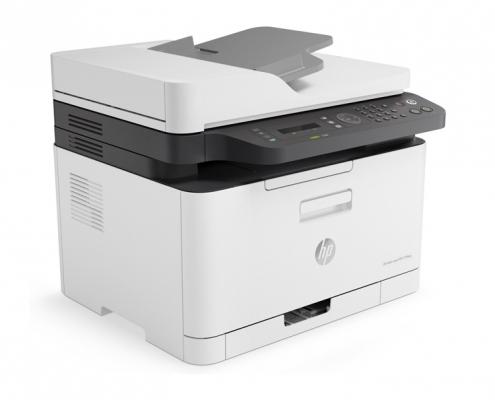 HP Color Laser MFP 179fwg -seitlich links