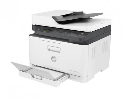 HP Color Laser MFP 179fwg -seitlich rechts