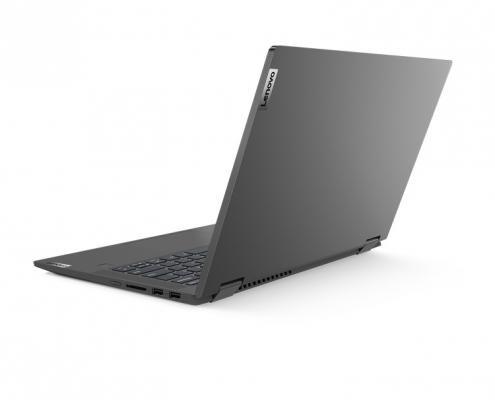 Lenovo IdeaPad Flex 5 14ALC05 graphite -hinten