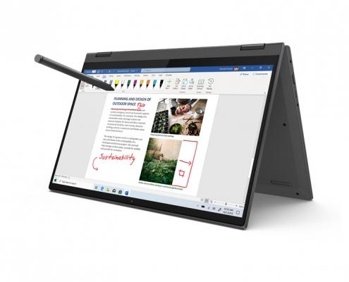 Lenovo IdeaPad Flex 5 14ALC05 graphite -optionaler Pen