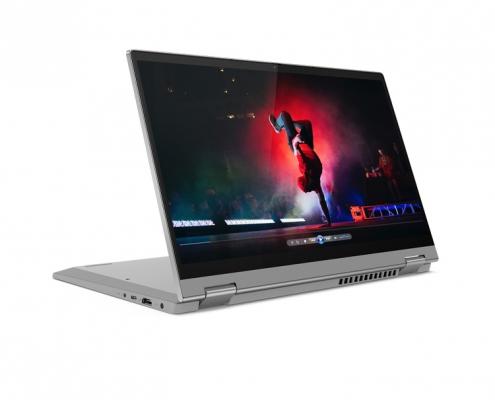 Lenovo IdeaPad Flex 5 14ALC05 platinum -Praesentationsmodus