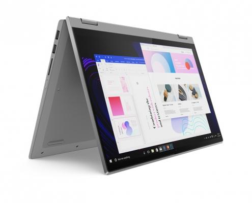 Lenovo IdeaPad Flex 5 14ALC05 platinum -Zeltmodus