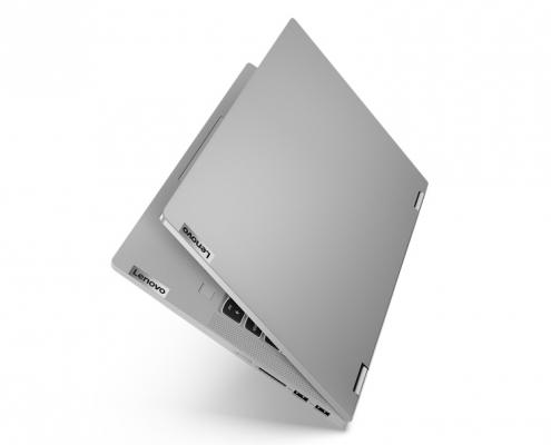 Lenovo IdeaPad Flex 5 14ALC05 platinum -oben