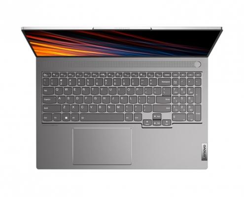 Lenovo ThinkBook 16p G2 -birdseye