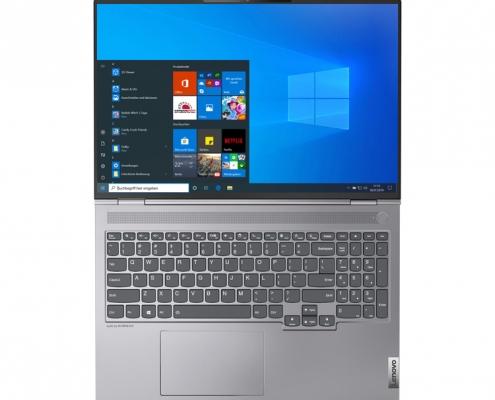 Lenovo ThinkBook 16p G2 -flach